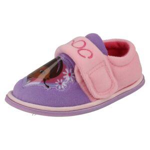 Disney (UK 5 Infant, Purple/Pink (Purple)) Girls Disney Casual Slippers Doc Daisy