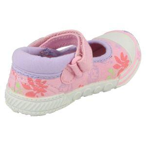Disneys (UK 6, Pink) Girls Disney Canvas Shoes Sophia Dreams