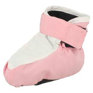Anucci (Pink, Medium (6-12 Months)) Unisex Anucci Baby Booties SK300