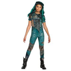 Disney (S (4-6)) Girls Uma Costume - Descendants 3