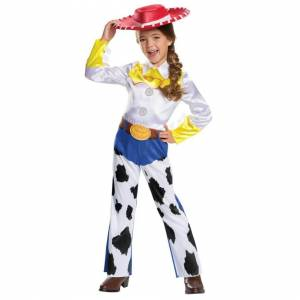 Toy Story (3T-4T) Girls Jessie Classic Costume - Toy Story
