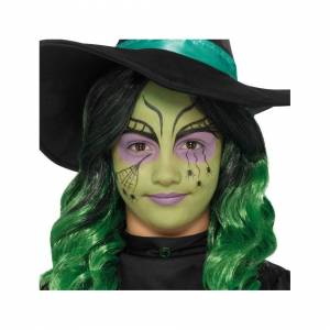 Smiffys Kids Witch Make Up Kit   Halloween