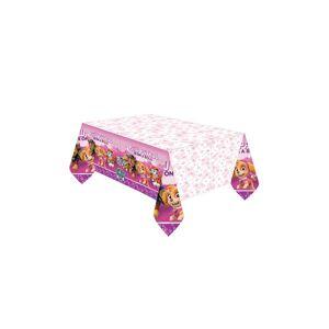 Paw Patrol Pink Paw Patrol Plastic Table Cover