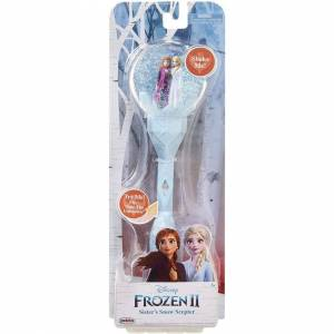 Disney Frozen 2 Toy Wand With Music - Sister's Snow Scepter Accessory, Dress Up