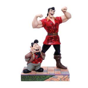 Disney Muscle-Bound Menace Gaston and Lefou Figurine