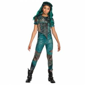 Disney (L (10-12)) Girls Uma Costume - Descendants 3