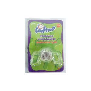 Smiffys 4 LED Flashing Mouth Piece -  flashing mouth piece light up toys dress gifts fan