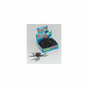 "Bristol Novelty 14"" Black Spider Decoration With Long Legs - Halloween Legged Fancy Dress 14 24"