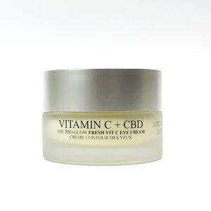 London Botanical Laboratories Vitamin C + CBD Eye Cream 15ml
