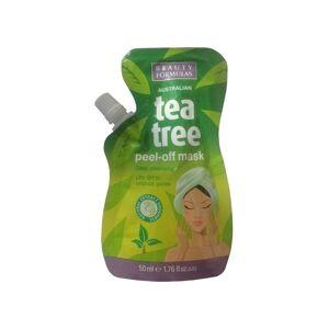 Beauty Formulas Tea Tree Peel Off Mask 50ml