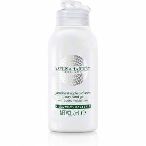 Baylis & Harding (50ml x 1 bottle) Baylis Harding Jasmine Apple Blossom Anti Bacterial Hand Gel 5