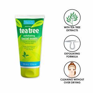Tea Tree Australian Tea Tree Exfoliating Facial Wash 150ml