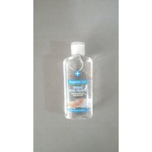 Hygienic Hands (100ml x 1 bottle) Hygienic-Gel Instant Hand Sanitiser 100ml Pocket size