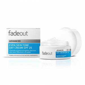 Fade Out Advanced Even Skin Tone Day Cream with SPF25 1x50ml - Face Cream With N
