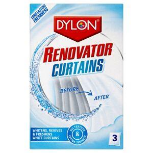 Stax 50ml Pack Of 3 Curtain Whitener Sachets - Dylon Renovator x -  dylon curtain whi
