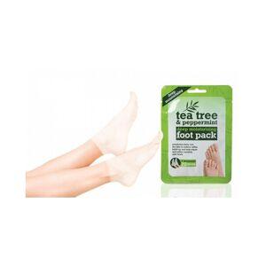 ENVY Tea Tree & Peppermint Intensive Treatment Foot Pack Deep Moisturising Foot Pack