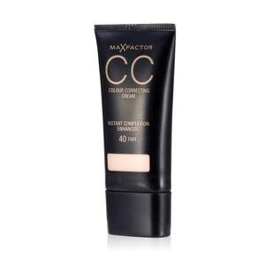 Max Factor SPF 10 CC Colour Correcting 40 Fair Cream 30 ml