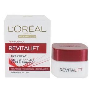 L'Oréal Paris L'Oreal Revitalift Eye Cream Anti Wrinkle Extra Firming 15ml Intensive Action