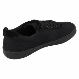 Ellesse (UK 3.5, Black) Unisex Ellesse Canvas Pump Portofino