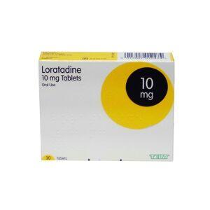 Teva Loratadine 10mg 30 Tablets