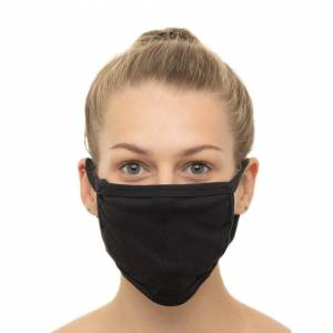 The Turkish Emporium (Black) 5pk The Turkish Emporium Reusable Cotton Face Masks