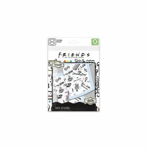 The Piano Wire Shop 2 x FRIENDS Catch Phrases Protective Face Masks Coverings Washable & Reusable