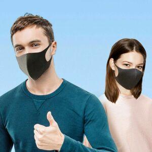 Unbranded 3pcs Mask Unisex Anti-dust Haze Flu Mouth Respirator