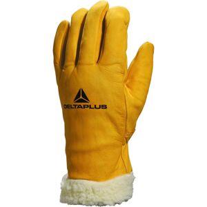 Delta Plus (Medium - Size 8) Delta Plus Venitex Acrylic Fur Lined Ski Gloves