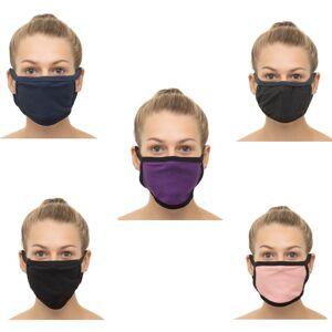 The Turkish Emporium (Mixed) 5pk The Turkish Emporium Reusable Cotton Face Masks