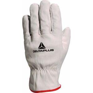 Delta Plus (Medium - Size 8) Delta Plus Venitex FBN49 Grey Full Grain Leather Top Quality S