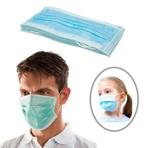 Unbranded (20 Disposable Masks) Disposable Facemasks