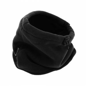 Floso (One Size, Black) FLOSO Mens Fleece Thermal Winter Neck Snood