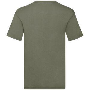 Fruit Of The Loom (XL, Classic Olive) Fruit Of The Loom Mens Original V Neck T-Shirt