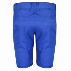 a2zkids (7-8 Years) Boys Shorts Kids Blue Chino Shorts Summer Knee Length Half Pant New