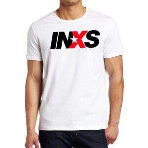 RED&WHITE CO. (S) INXS Men's Short sleeve T-shirt