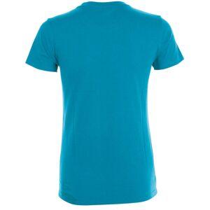 SOLS (XXL, Aqua) SOLS Womens/Ladies Regent Short Sleeve T-Shirt