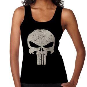 Cloud City 7 (Small) The Punisher Skull Symbol Women's Vest