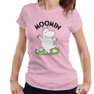 Moomins (Medium) Moomins Flower Dance Women's T-Shirt