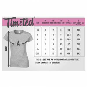 Tim And Ted (M, White) Novelty Animal Womens TShirt Get Otter Here Pun Cute Funny Animal Jok