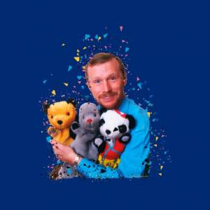 TV Times (Small (5-6 yrs), Royal Blue) TV Times Matthew Corbett With Sooty Sweep And Soo