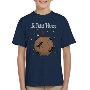 Cloud City 7 (Medium (7-8 yrs)) Le Petit Heros Ant Man Prince Kid's T-Shirt