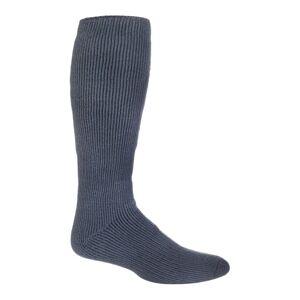Heat Holders (6-11 UK, Denim) Heat Holders - Mens Extra Long Thick Thermal Knee High Socks 6-