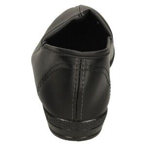 Ladylove (UK 7, Black) Ladies Ladylove Indoor Slippers LJ42R