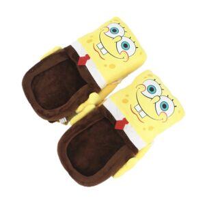 EASTVAPS Anime Cartoon Home Slippers Spongebob Cotton Shoes