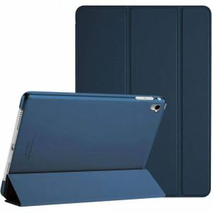 Soniqe (Blue) Smart Magnetic PU Leather Case Cover For Apple iPad 10.2 7th(2019) 8th(20