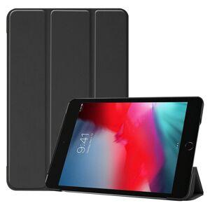 Soniqe (Black) Smart Case Slim Lightweight Trifold Body Protection Smart Stand Case Cov