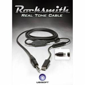 Ubisoft Rocksmith Real Tone Cable
