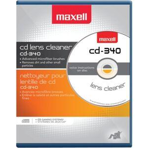 Maxell R) 190048 Maxlink Pro CD/DVD CD-340 Laser Lens Cleaner