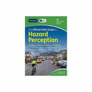 TSO The official DVSA guide to hazard perception DVD-ROM by Driver and Vehicle Stand