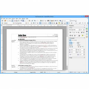 Libre Office Pro Professional Office Suite MS Word Compatible for Microsoft Windows
